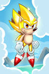 Super Sonic by geogant