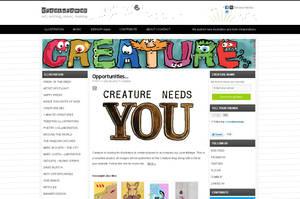 Creature Banner by Phenzyart
