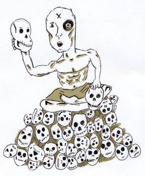 Day 15 (I want your Skulls)