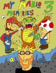 Mario 3 comic (cover)