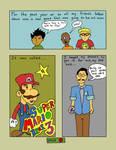 Mario 3 comic (page 2)