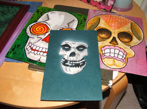 I want your Skulls (works in progress)