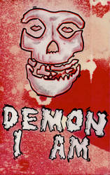 Demon I Am by Phenzyart