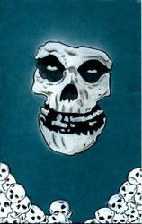 Skulls by Phenzyart