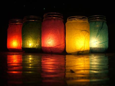 Gypsy Lanterns