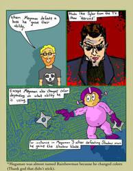 Megaman comic (Page 3) by Phenzyart