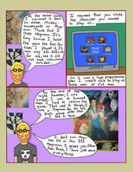 Megaman comic (Page 5) by Phenzyart