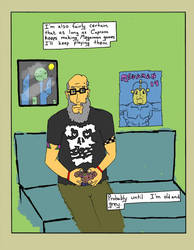 Megaman comic (Page 7) by Phenzyart
