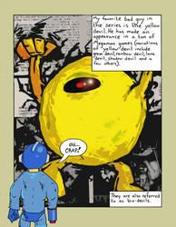 Megaman comic (Page 11) by Phenzyart