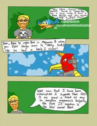 Megaman comic (Page 16) by Phenzyart
