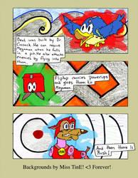 Megaman comic (Page 17) by Phenzyart