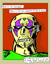 Megaman comic (Page 19) by Phenzyart