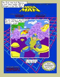 Megaman comic (Page 22) by Phenzyart