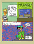 Megaman comic (Page 25)