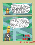 Megaman comic (Page 28)