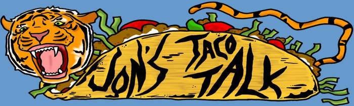 Taco Talk by Phenzyart
