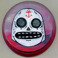 Sailor Skull by Phenzyart