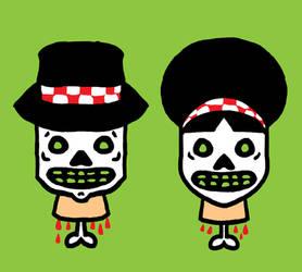 Ska Skulls
