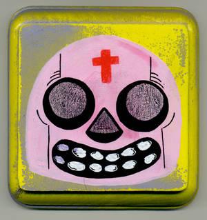 Goddess Skull