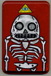 All Knowing Skeleton