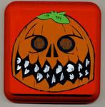 Pumpkinhead Skull