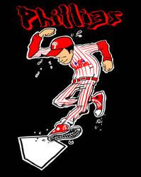 Phillies Jerk by Phenzyart