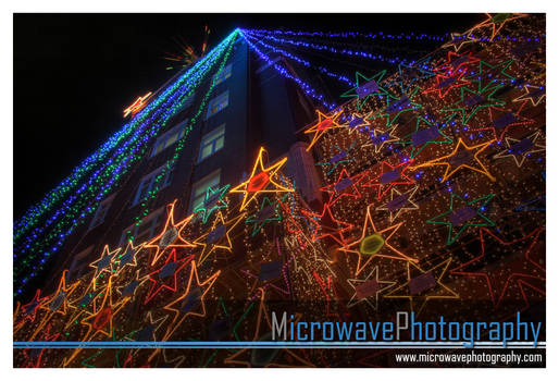 Lights of Hope by MicrowaveOven