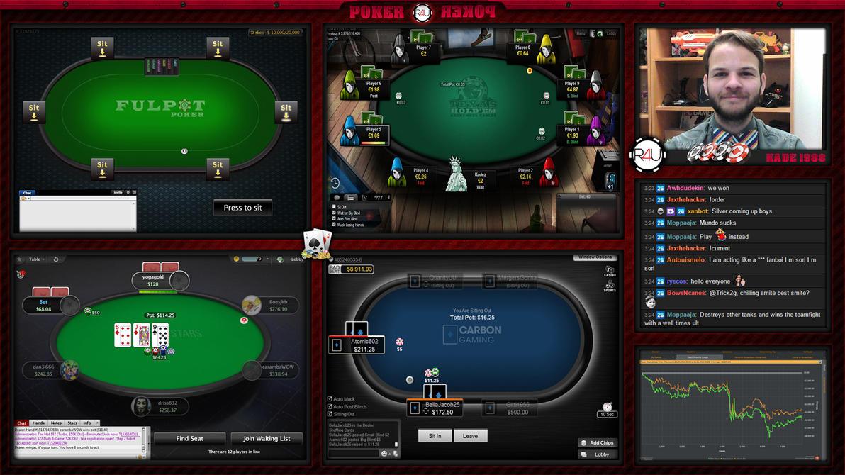Poker Twitch