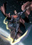 New Man Of Steel Color