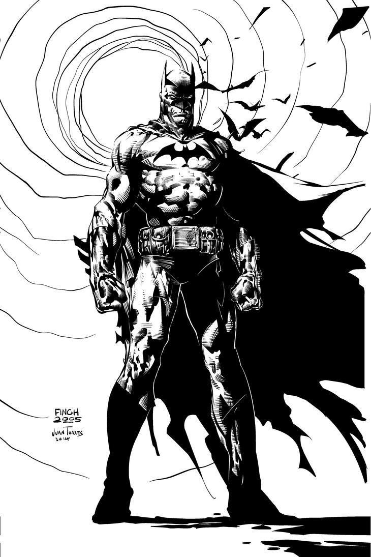 Batman Finch  by Inhuman00