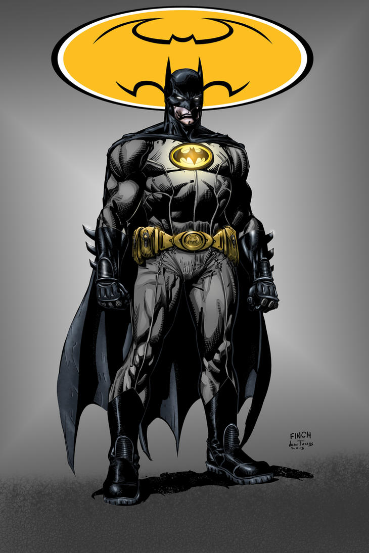 Batman INC. by Inhuman00