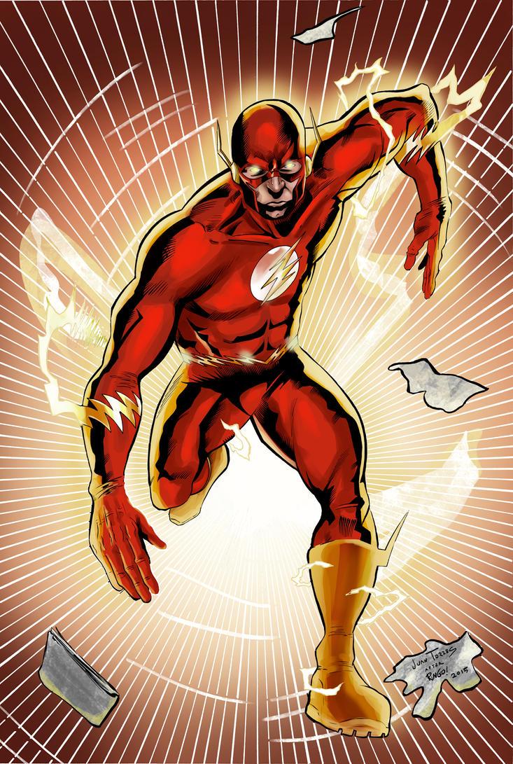 The Flash by Inhuman00