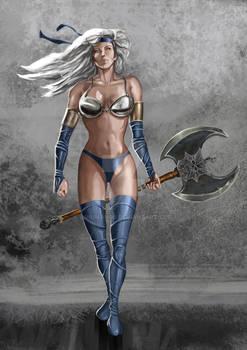 Rosewind: Diana