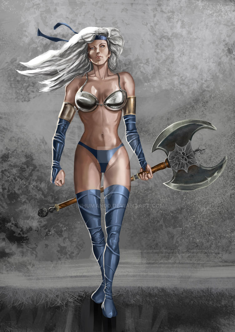 Rosewind: Diana by Inhuman00