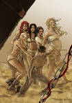 The Wives and Imperator Furiosa