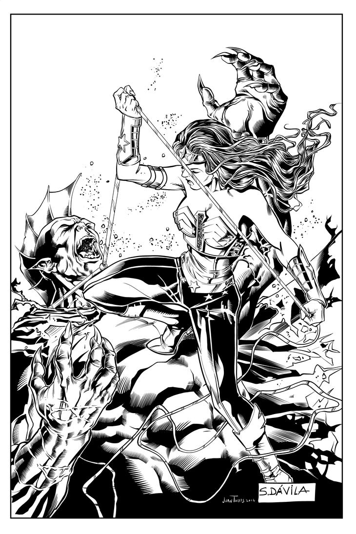 Wonder Woman Injustice by Inhuman00
