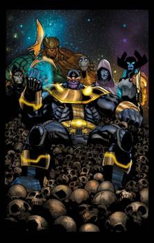 Thanos Back Order