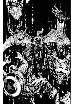 Knull King in black