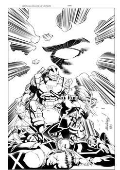 Age og X-Man Apocalypse inks