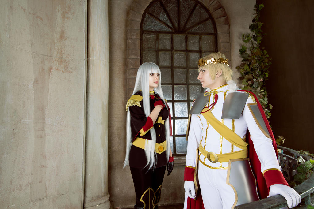 The Prince and the servant by LucreciaBorja