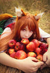 Spice and Wolf :Apples