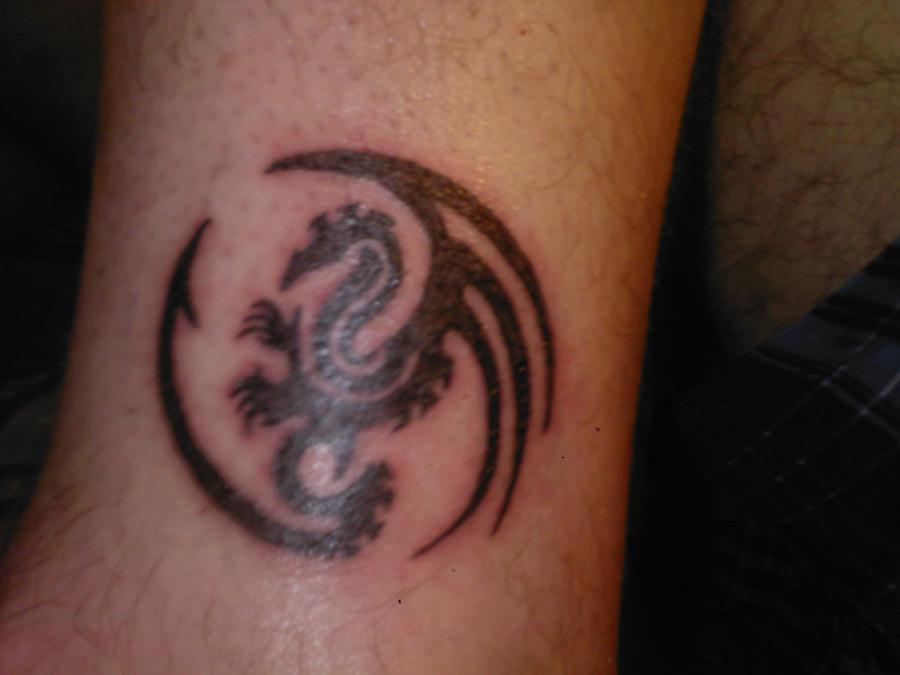 Little dragon tattoo by sharin00 on deviantart for Little dragon tattoo