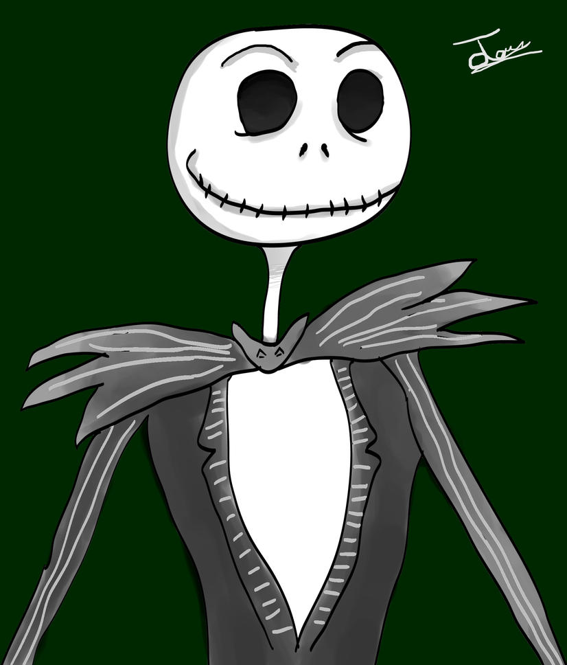 Jack Skellington by james3