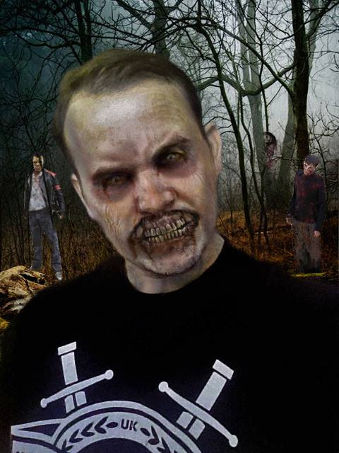 zomie me by james3