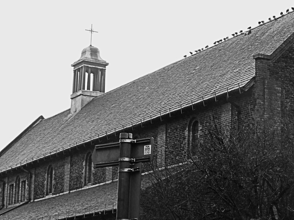 Picture of a old church by james3