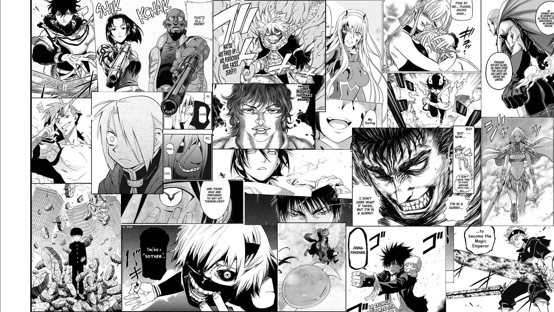 Anime Desktop Wallpaper 2 by C-simz on