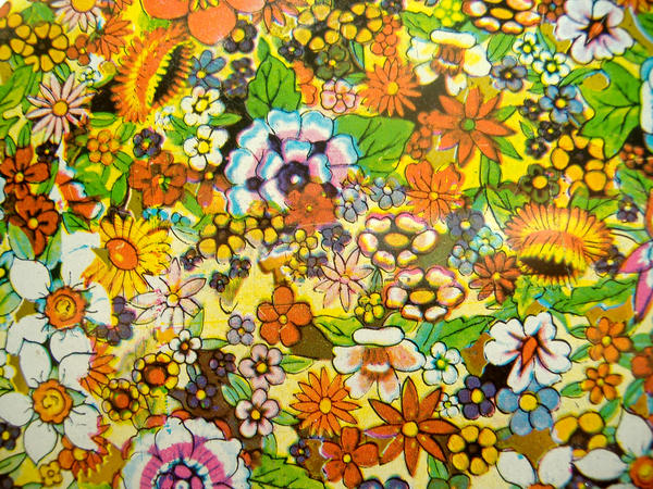 Floral Print by lilpixiepunk