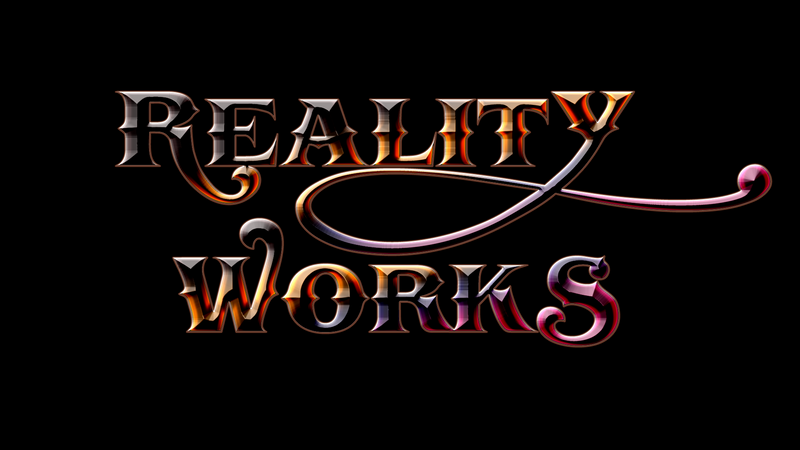 Reality Works Banner by Solace-Grace