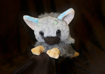 The Last Guardian Trico Chibi Beanie Plush by Tedimo