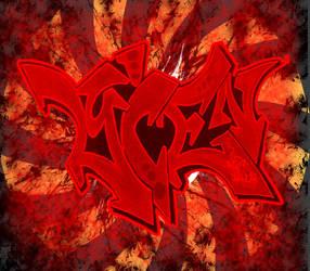 graffiti by MrPouya